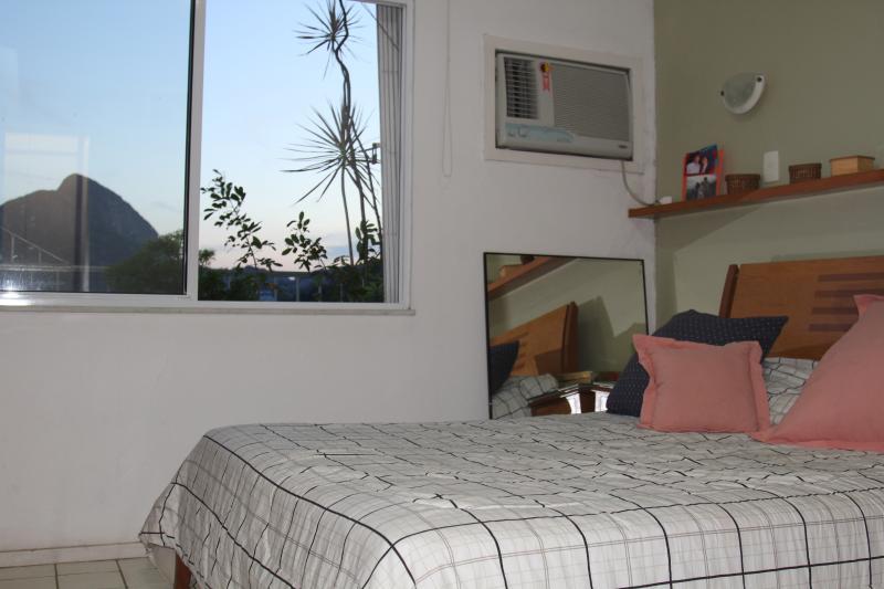 bedroom in the up floor