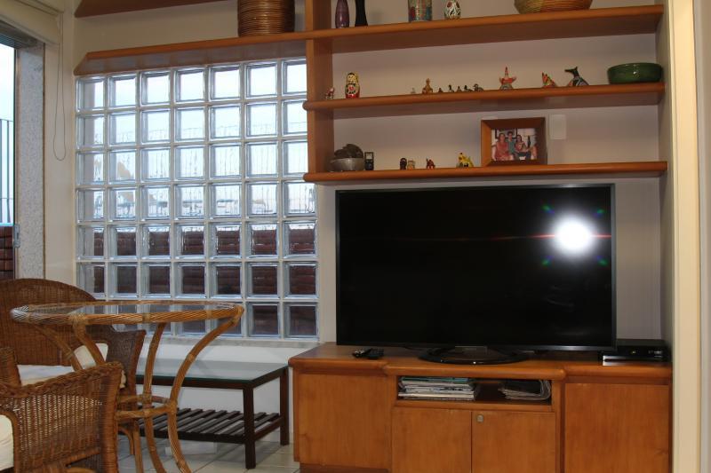 living room in the second floor