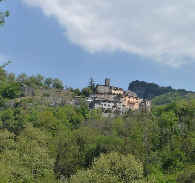 View of Cocciglia from the river