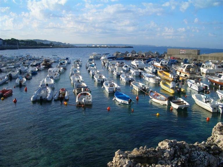 Barche a Santa Caterina