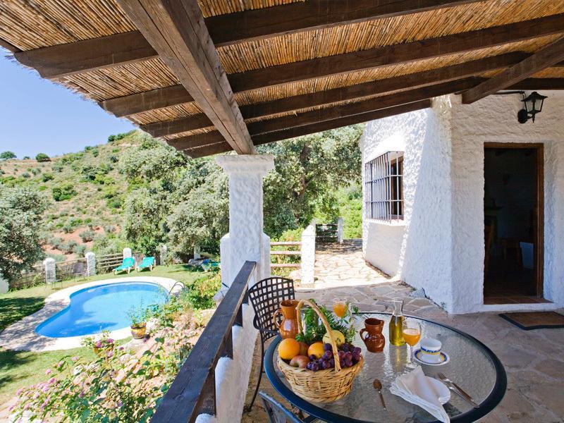 Rocabella Villa Manzanilla, holiday rental in Ardales