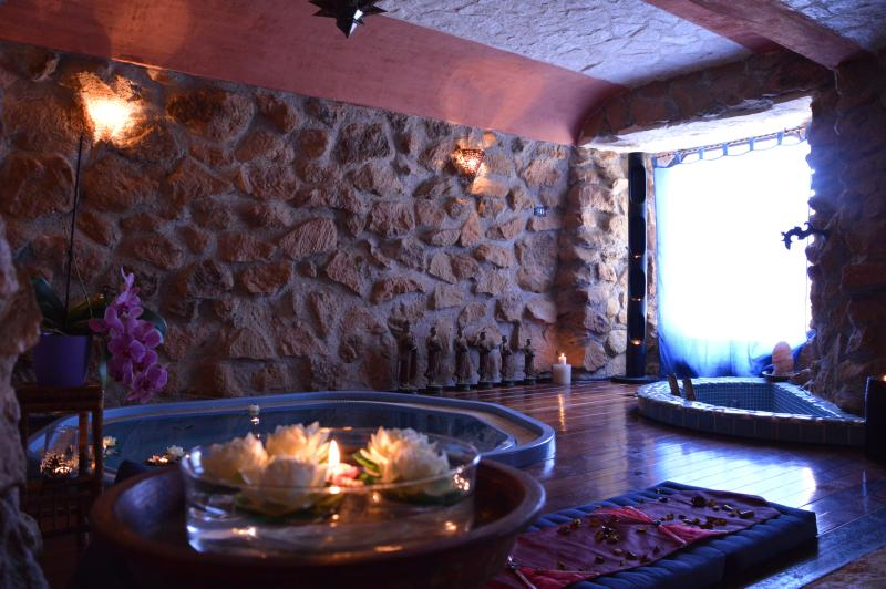 jacuzzi and spa lounge