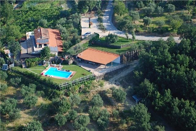 Villa Alce, vacation rental in Frigento