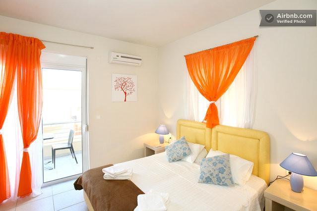 Bedroom 1 facing the sea