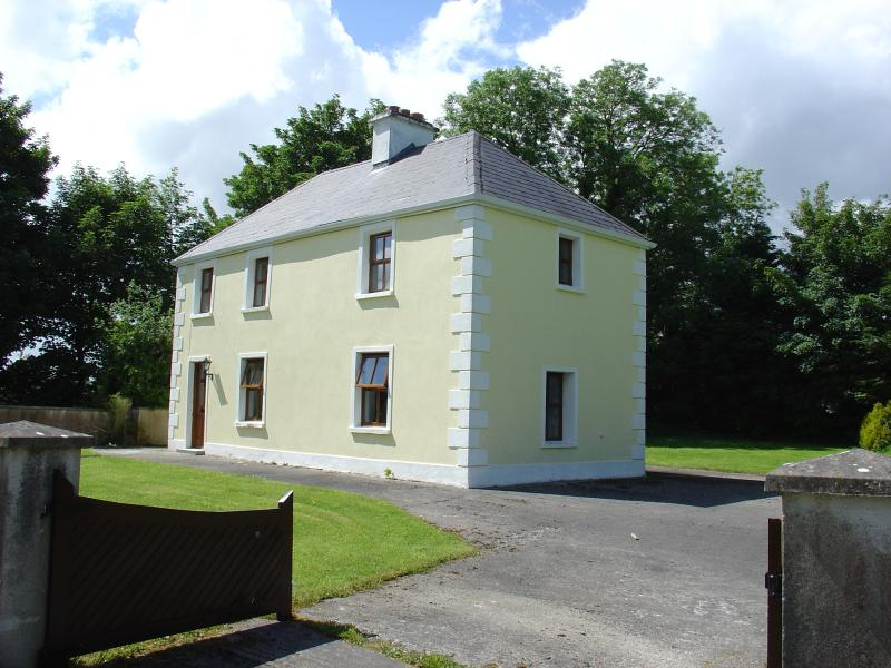 Our Farmhouse Cottage in beautiful County Mayo, North West Ireland (Ryanair Knock)