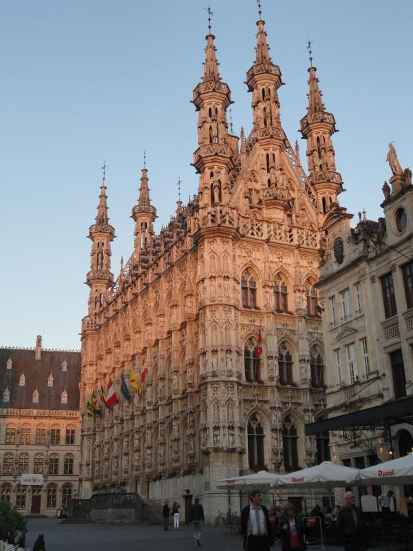 Legendary Living Leuven is waiting for your visit