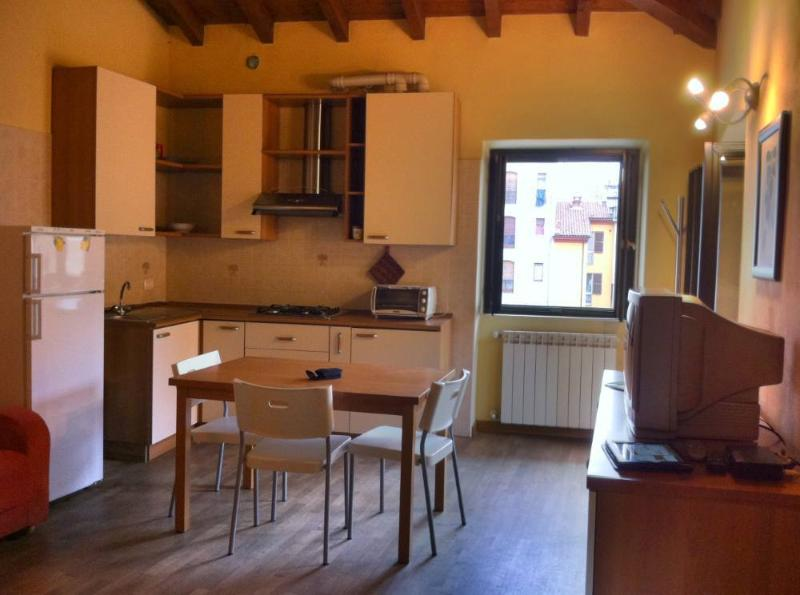 Appartamento Piazza Castello, holiday rental in Verbania