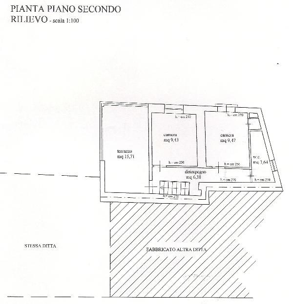 o plano do apartamento
