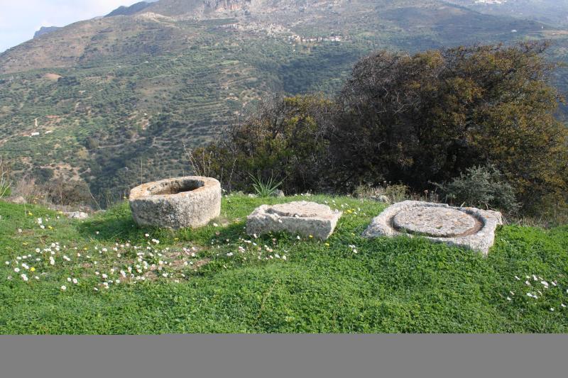Ancient Minoan Village