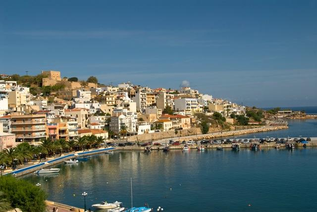 Town of Sitia