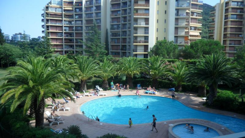 Residence les golfeurs, holiday rental in La Napoule