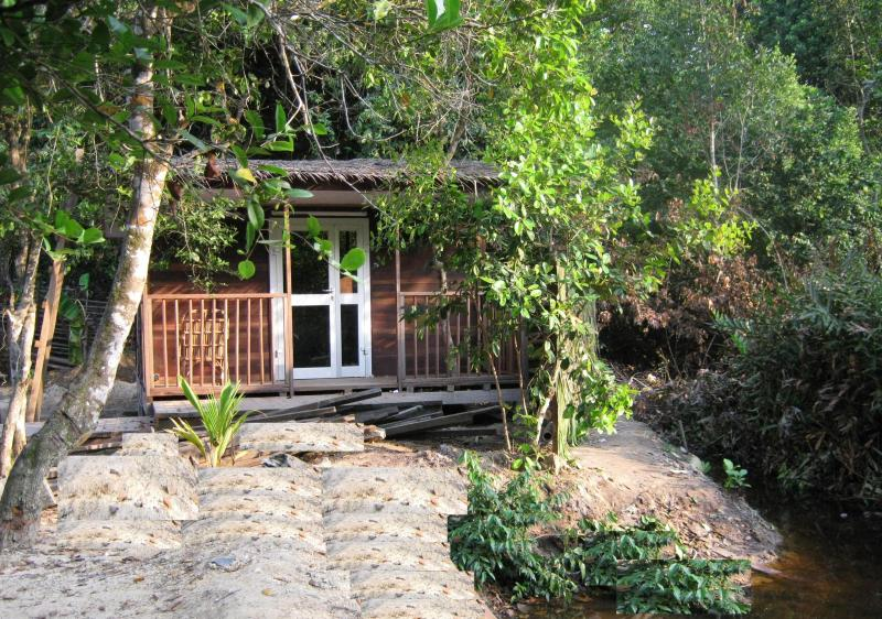Bungalows Ecolodges de Kribi, location de vacances à Cameroun