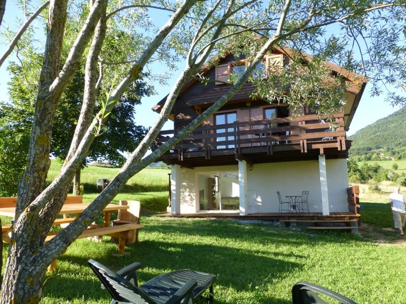 Chalet M'ascapa, vakantiewoning in Luc-en-Diois