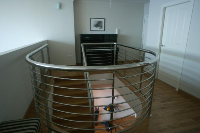Mezzanine and stairs (lift also available)