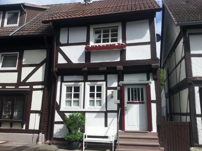 Fischerhaus, holiday rental in Bodenwerder