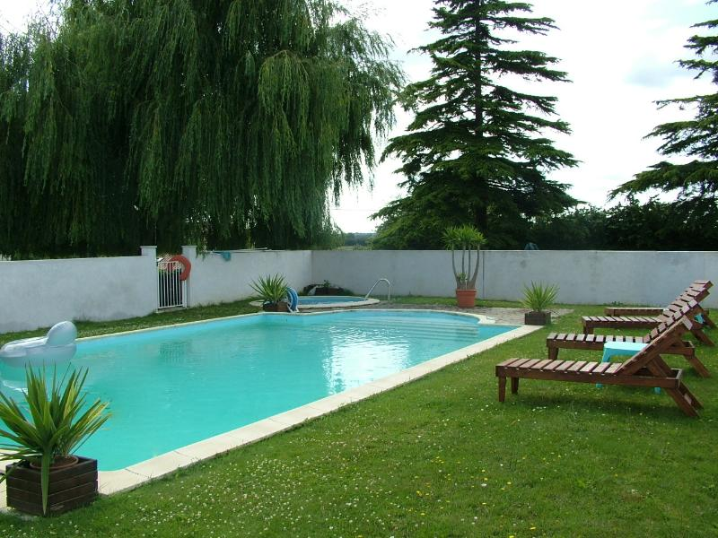La Guillemandiere Swimming Pool