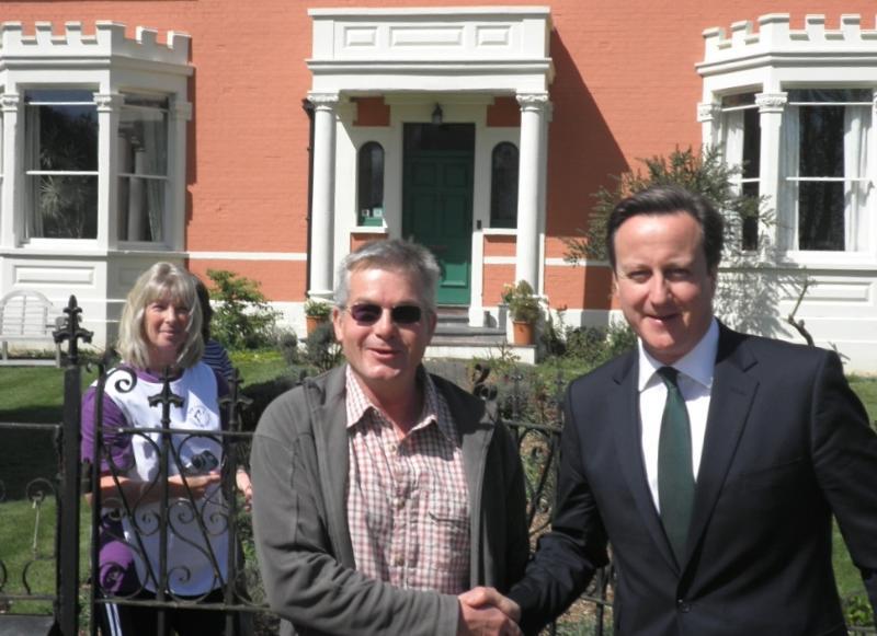 El Primer Ministro visita Granja Modelo