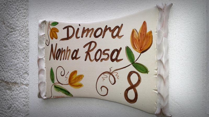 Dimora Nonna Rosa / Matrimoniale, alquiler de vacaciones en Conversano