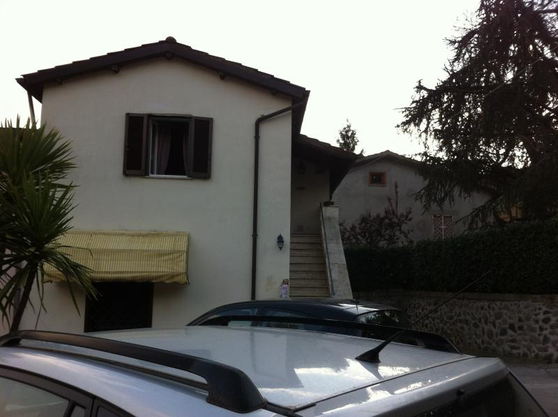 fiume residence, holiday rental in Rocca Massima