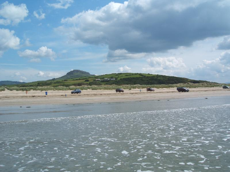 Just one of the numerous beaches in our area