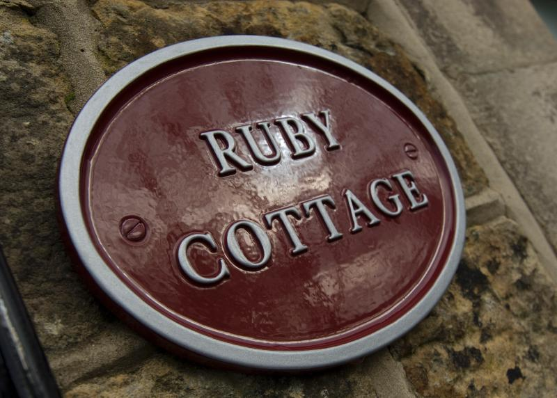 Welcome to Ruby Cottage and a peaceful and relaxing stay in this beautiful spot