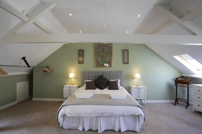 Super king size double rooms
