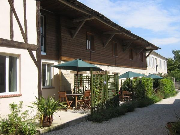 Les Tourterelles, holiday rental in Aube