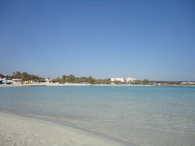 Nissi beach is just round the corner.........