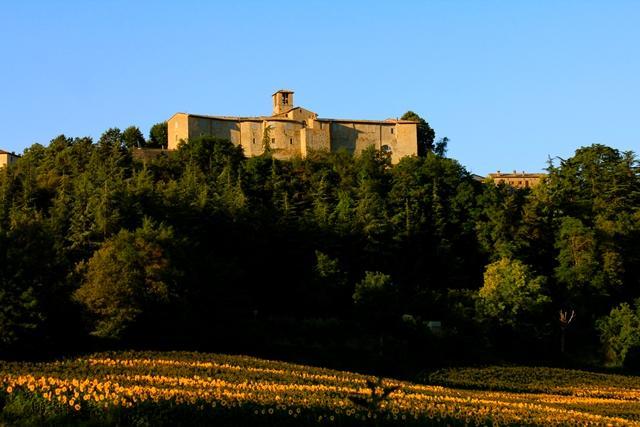 View from Casa delle Grazie