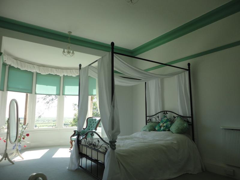 The Green Bedroom