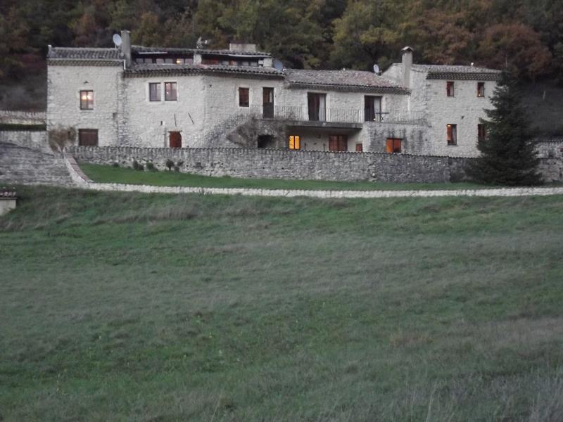 Loret Farmhouse  from front drive