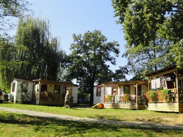 Mobile home by the Kolpa River, holiday rental in Ratez