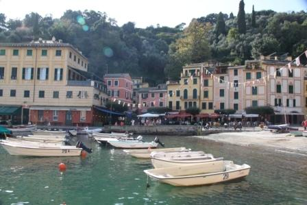 On The Bay of Portofino - Entrance to Flat