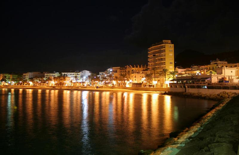 Javea at night, the best bars and restaurants on the Costa Blanca