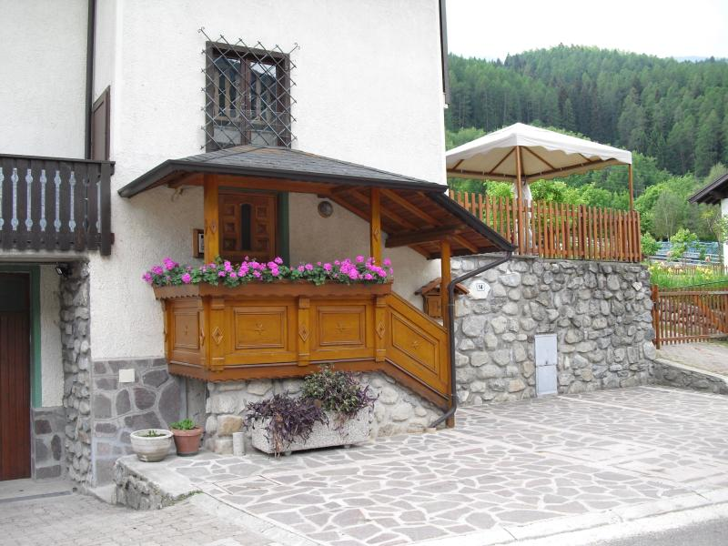 Vacanze  estive in Val di Sole Trentino Alto Adige, vacation rental in Commezzadura