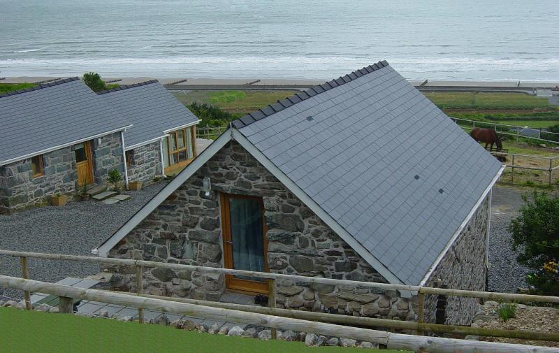 Penty Mochyn with Sea Views, vacation rental in Llanaber