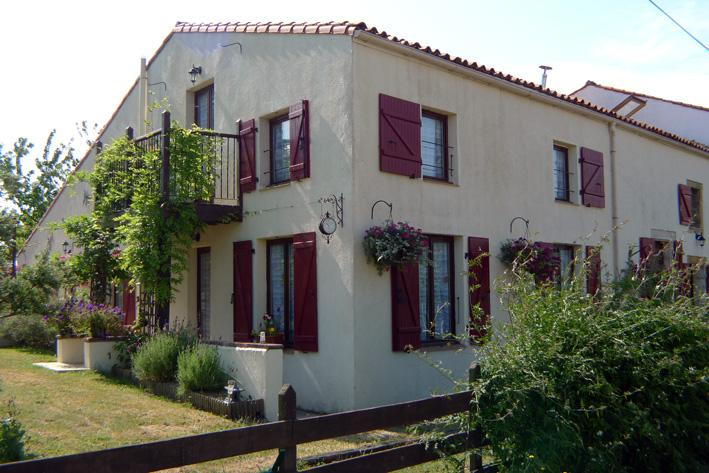 Le Sapin, holiday rental in La Caillere-Saint-Hilaire
