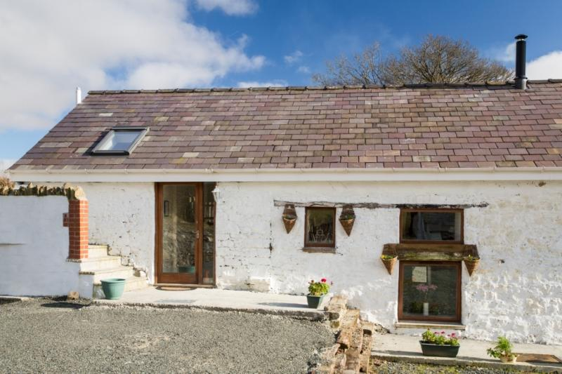 High Barn, holiday rental in Llanwrtyd Wells