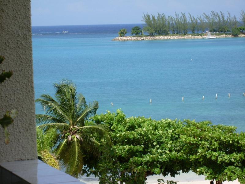 Sunny Balcony with stunning sea views