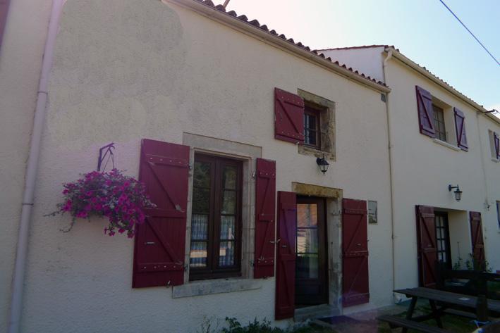 Le Petit Recoin, location de vacances à Saint-Jean-de-Beugné