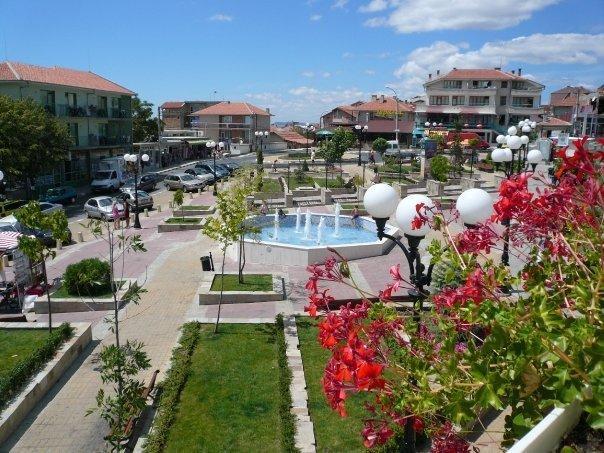St Vlas village