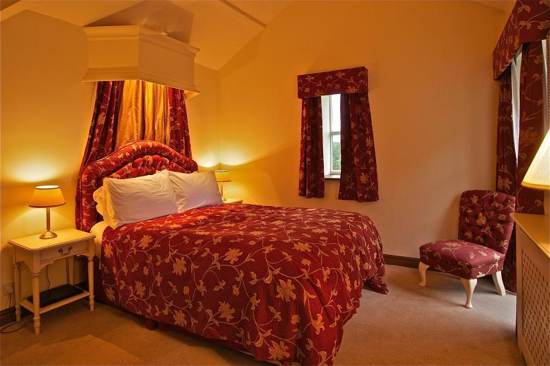 Master Bedroom Brownside Cottage, Hadrian's Wall, Bardon Mill, Hexham, Northumberland