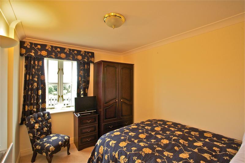 Bedroom 2 Brownside Cottage, Hadrian's Wall, Bardon Mill, Hexham, Northumberland