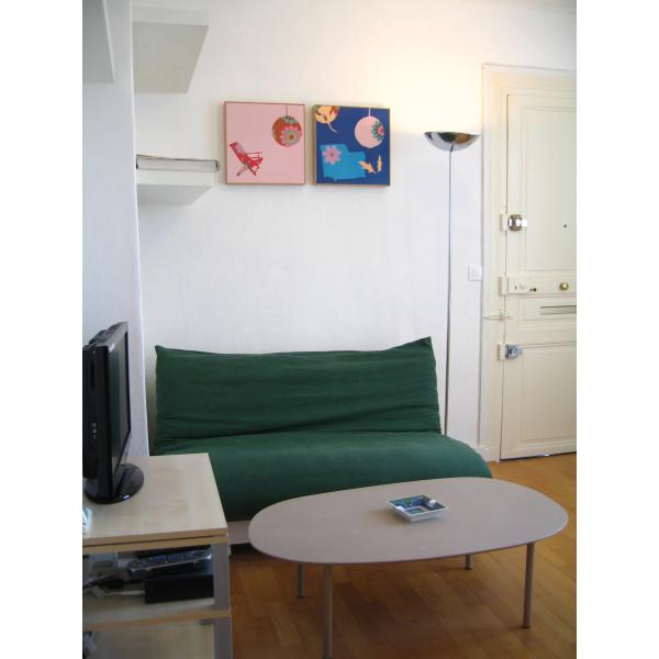 Froidevaux, holiday rental in Pantin