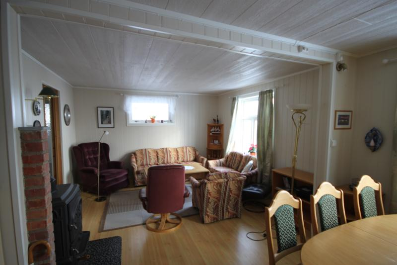 Livingroom and Dining (1 st floor)