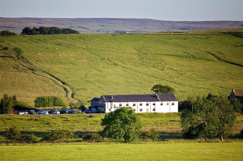 Twice Breewed Inn near Brownside Cottage, Hadrian's Wall, Bardon Mill, Hexham, Northumberland