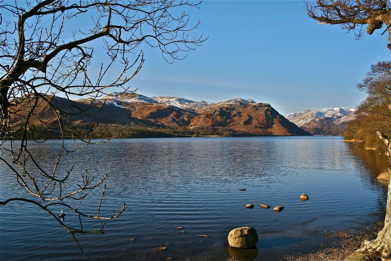 El Parque Nacional de Lake District