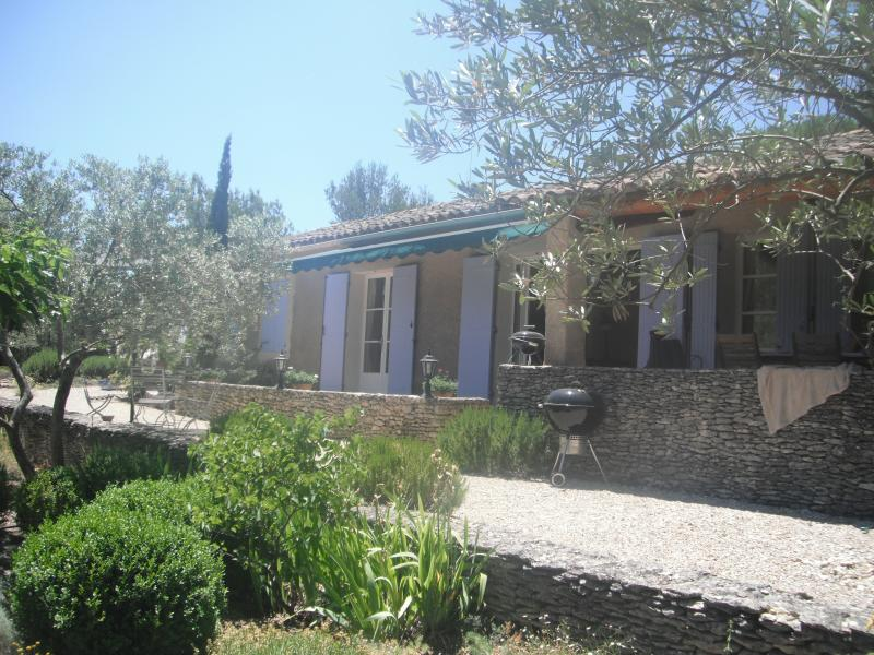 Le Farigoulier, holiday rental in Beaumettes