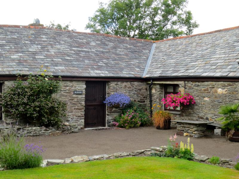 Plough Cottage, holiday rental in Boscastle