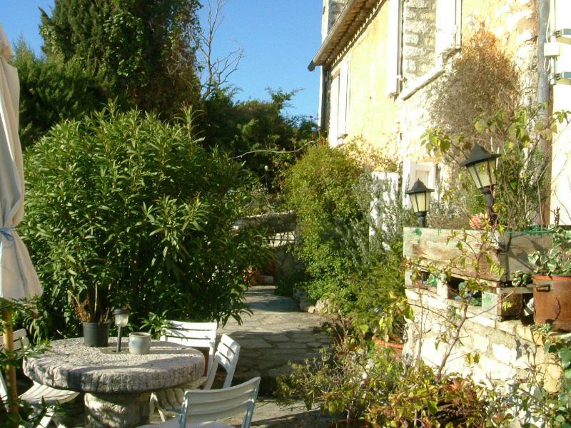 maison jacques prevert, location de vacances à Tourrettes-sur-Loup